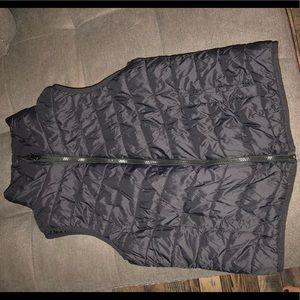 Zip up Vest Jacket